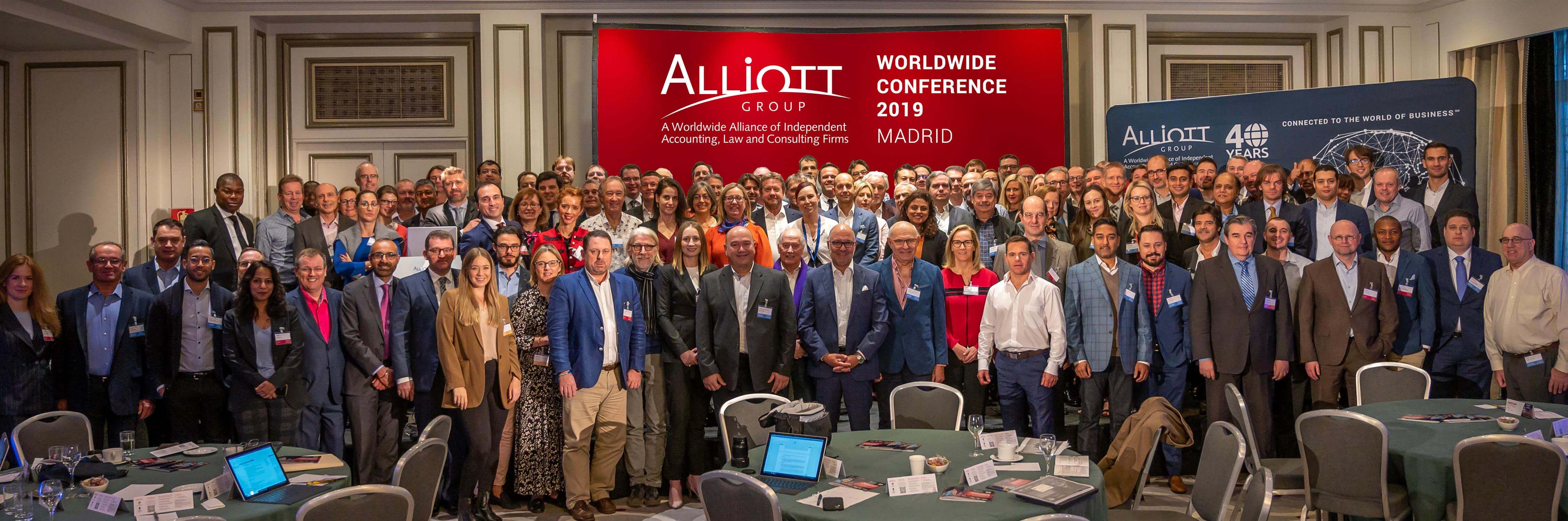 Madrid Conference Photo